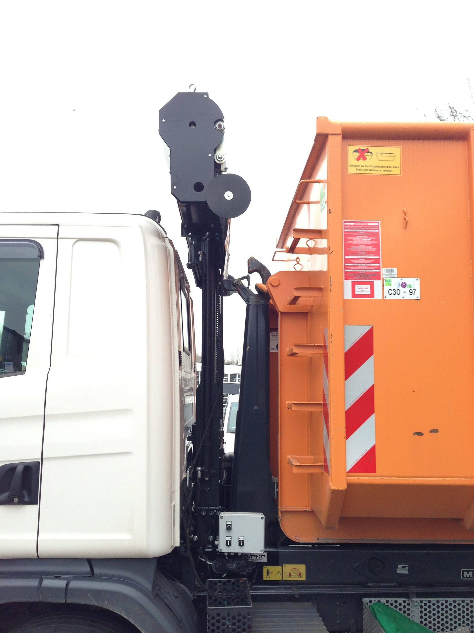 COVER TRUCK